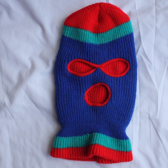 Spring Breakers Ski Mask
