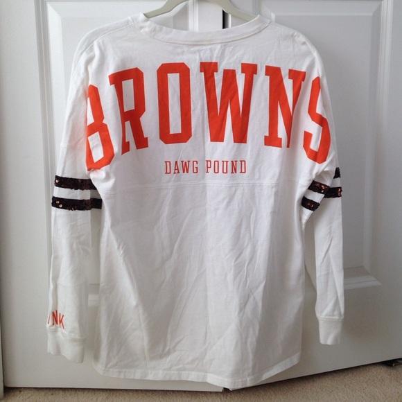 browns spirit jersey