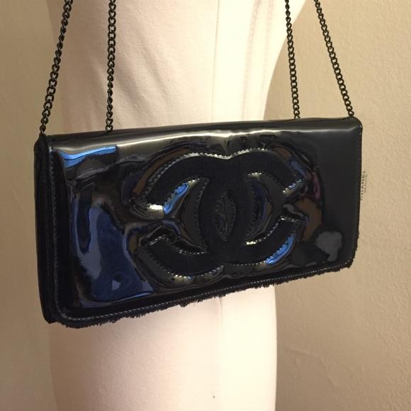 68635fa7882c CHANEL Other | Auth Beaute Black Vip Gift Bag | Poshmark