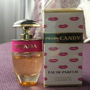 Prada Other - Prada Candy Kiss Eau De Parfum Purse Spray