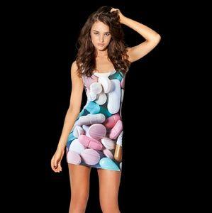 Blackmilk Dresses & Skirts - MAKE AN OFFER Blackmilk Pill Mini Dress