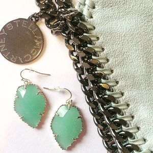 Kendra Scott Jewelry - Kendra Scott Corley Drop Earrings in Chalcedony