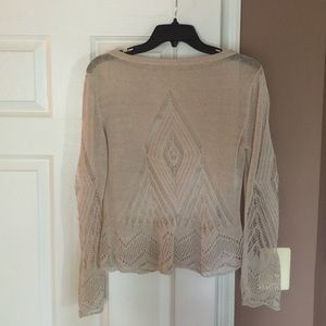 Sweaters - Croche top