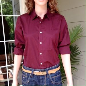 Ralph Lauren Tops - 🎉LIKE NEW🎉Ralph Lauren Button Down Shirt