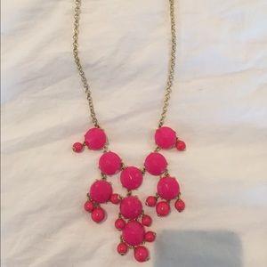 J crew bauble necklace
