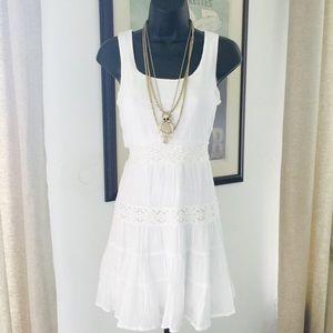 Lily Rose Dresses & Skirts - White Mini Dress