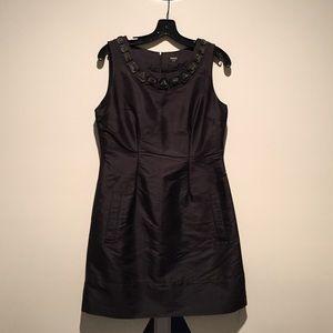 Little Black Dress with Jewel embellishment