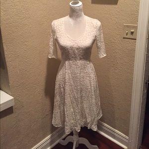 Z Spoke by Zac Posen Dresses & Skirts - Beautiful Zac Posen lace dress in cream.
