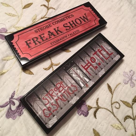 Hot Topic Makeup American Horror Story Eyeshadow Palettes Poshmark