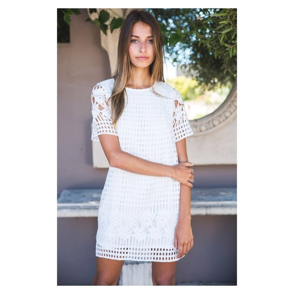 White Fox Boutique - 🕊White Fox Boutique White Dress from ...