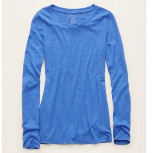 aerie Tops - New Aerie Long Sleeved T-Shirt - Small