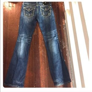 Miss Me Jeans! Size 28 and almost brand new
