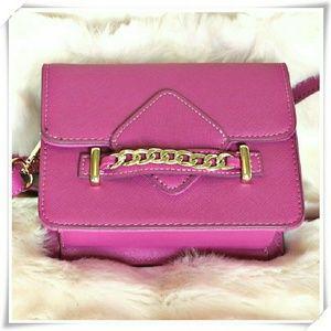 JustFab Handbags - 👜 Vance mini crossbody bag.