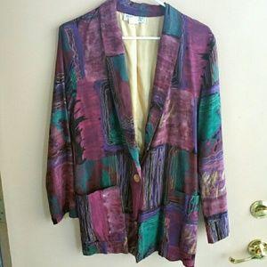 Vintage Jackets & Blazers - 💼 Vintage Boyfriend Blazer
