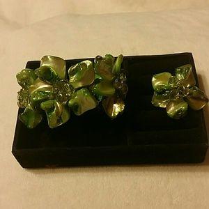 Jewelry - FASHION JEWELRY BRACELET & RING SET