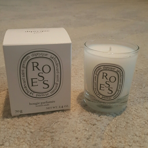 e9a732a56bc96 diptyque Other - Diptyque  Roses  scented candle