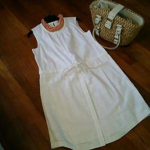 GAP gorgeous White Summer Dress