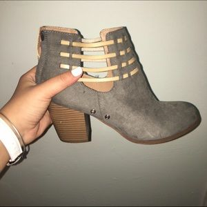 Never worn booties