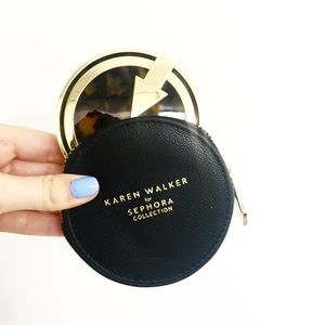 Karen Walker Other - KAREN WALKER x Sephora Compact Tortoise Mirror