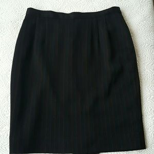 Giorgio Armani Dress Skirt