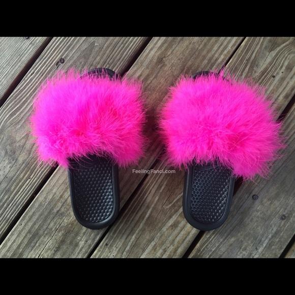 d71ea80e529e0 Nike Fur Slides