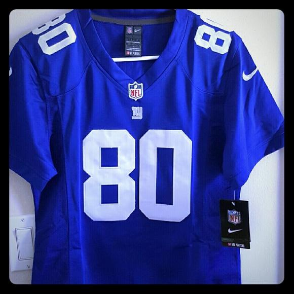 uk availability ea8d1 30799 Ladies NY Giants Brand new NFL NIKE jersey NWT