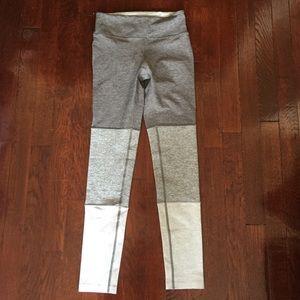 41c134c05e715 Outdoor voices Pants - Outdoor voices leggings, grey ombré, XS
