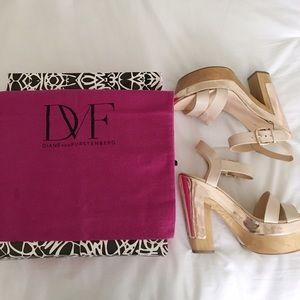 Diane von Furstenberg Shoes - DIANE VON FURSTENBERG Roxana Sandals