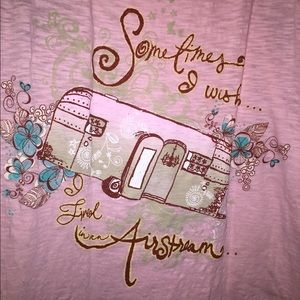 Airstream Song Tank