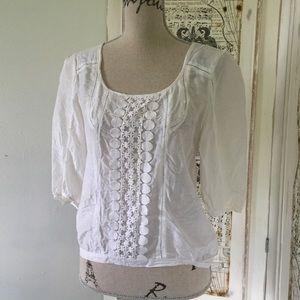 Numph Tops - Numph 'make an entrance' blouse Sz UK 10 (8 US)