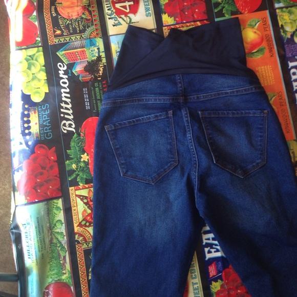 88% off S.o.n.g Denim - S.O.N.G maternity jeans from Sells's ...