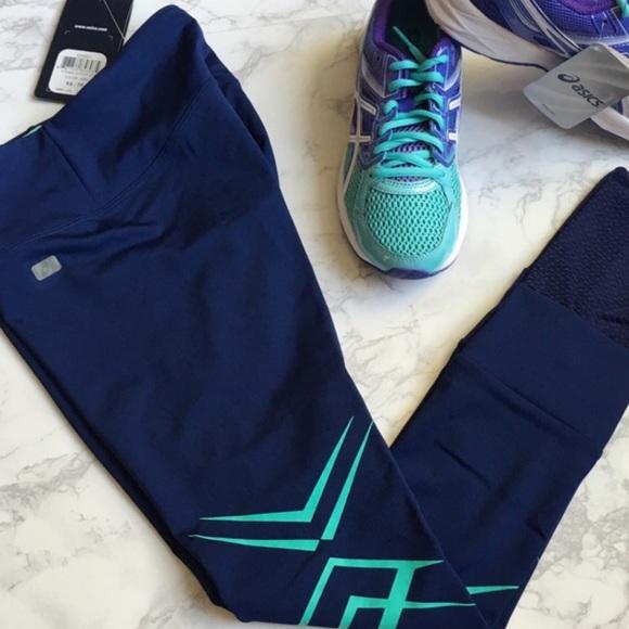 asics gym leggings