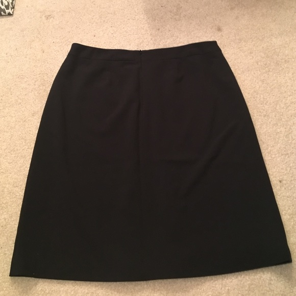 74 Off Amanda Smith Dresses Amp Skirts Black Pencil Skirt