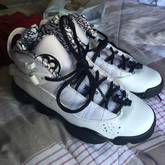 5556be069e40 Jordan Shoes - Jordan Motorsport 6 rings