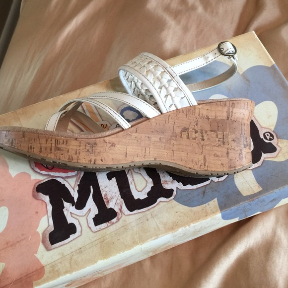 mudd sale mudd wedge sandals from kate s closet on