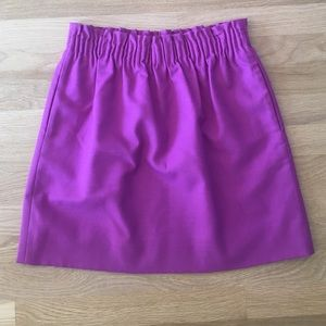 J. Crew skirt size 4 with pockets