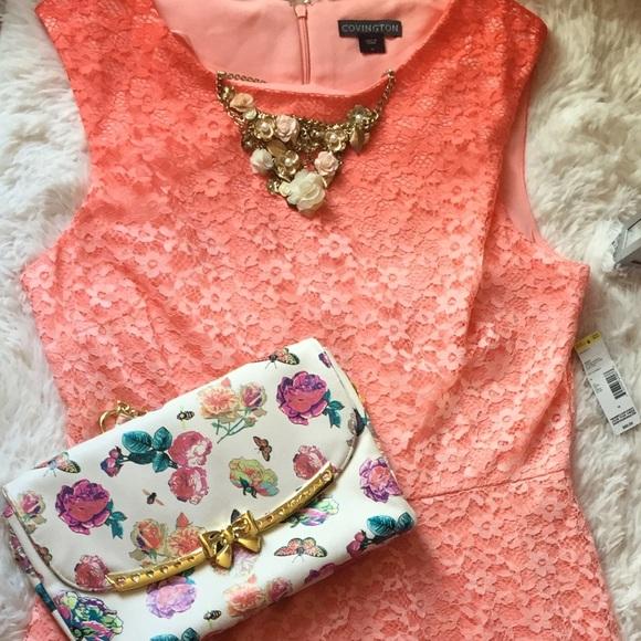 Covington Dresses - Lace Dress NWT 💕
