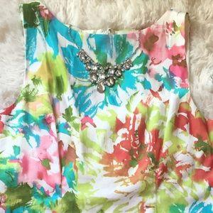 Dresses - Colorful Dress NWT💐