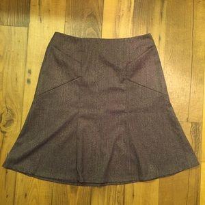 New York & Company Dresses & Skirts - New York & Co purple skirt size 6