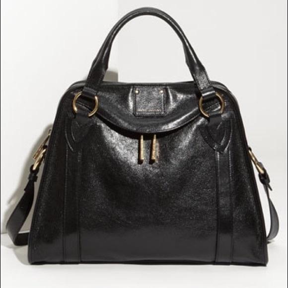 Marc Jacobs Classic Wellington Leather Satchel. M 5733efbf4225be0f8e00c402 9cbf06543991a