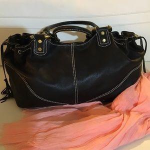Valerie Stevens Handbags - VALERIE STEVENS SATCHEL
