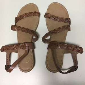 Sotto Sopra Shoes - Sotto Sopra Leather Sandal New