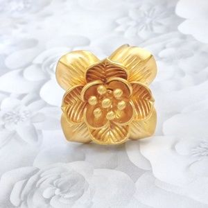 Satya Jewelry Jewelry - Satya Lotus Flower New Beginnings Ring