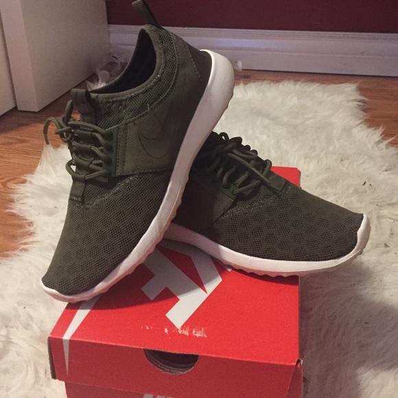 Army Green Nike Women Shoe | Poshmark