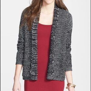 Cotton Emporium Open Front Cardigan