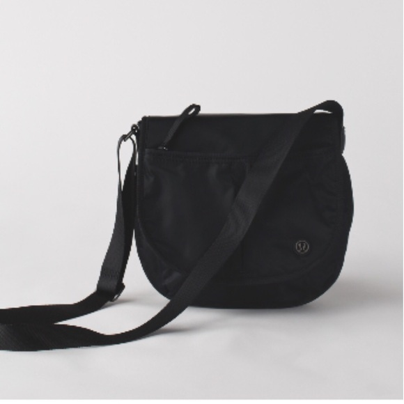 3862889ca77 lululemon athletica Bags | Nwt Lululemon Essentials Bag Black | Poshmark