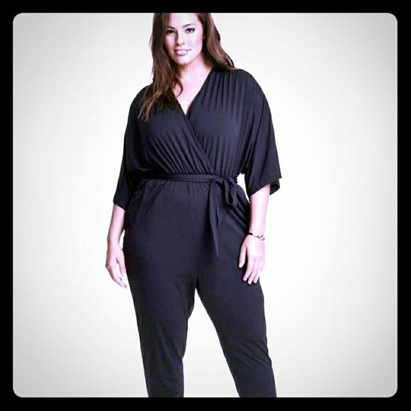 H&M Other   Hm Plus Size Jumpsuit Size 2x   Poshmark