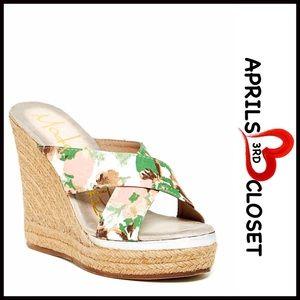 Boutique Shoes - SANDALS Wedge Platform Slip Ons