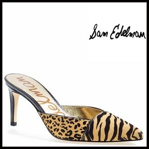 Sam Edelman Shoes - ❗1-HOUR SALE❗SAM EDELMAN MULES High Heels