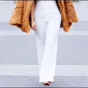 Zara wide leg trousers